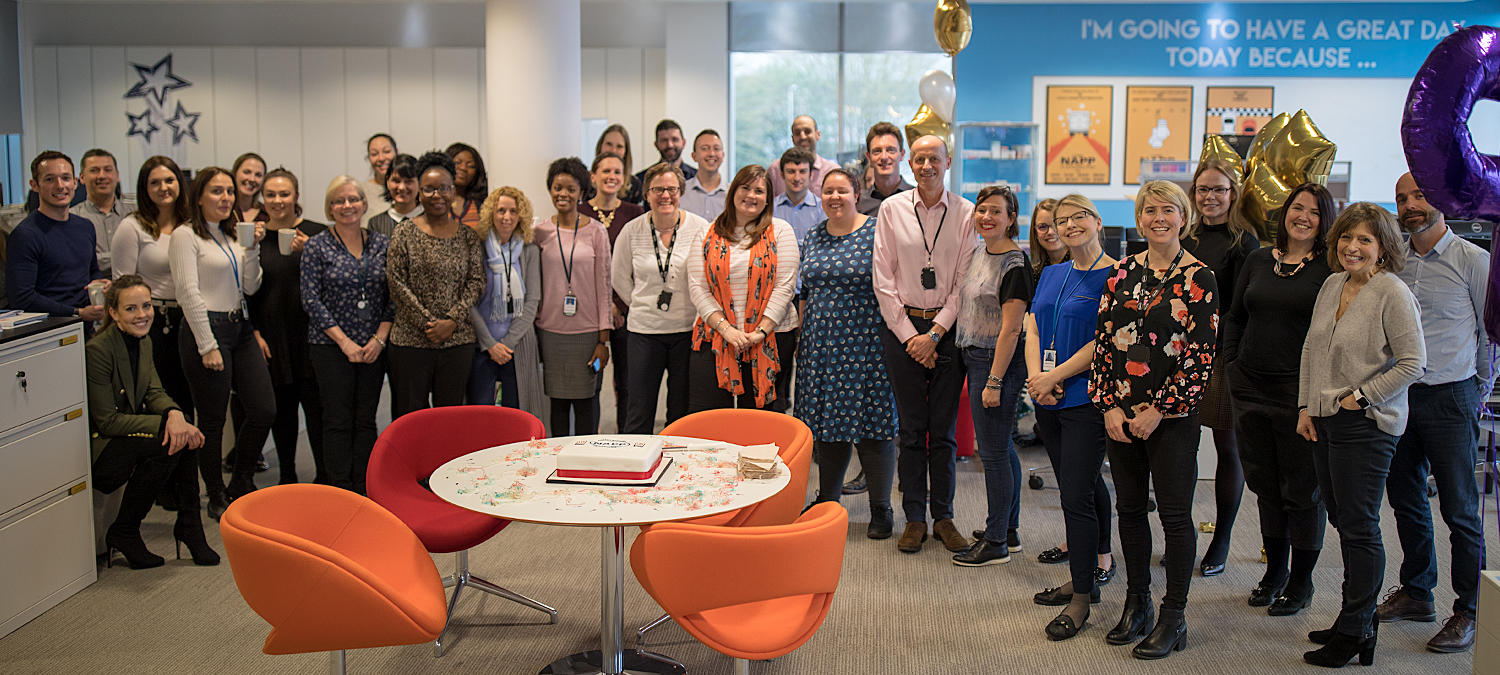 Image for Napp recognised for unique workplace culture with 2020 Great Place to Work® national achievement.